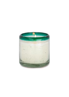 Paddywax Cactus Flower Bamboo La Playa Bubble Glass Candle
