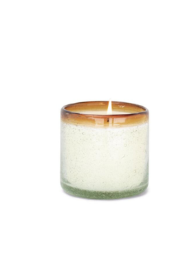 Paddywax Orange Blossom La Playa Bubble Glass Candle