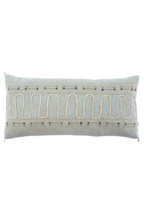 Playa Pillow Blue