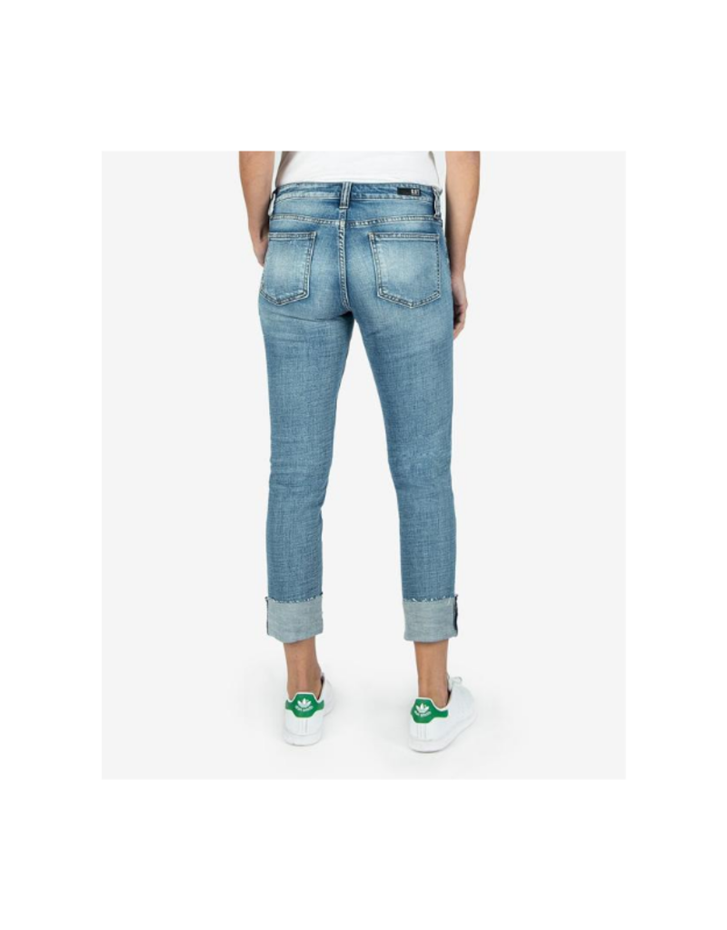 Kut from the Kloth Catherine Boyfriend Jean in Beauties Wash by Kut from the Kloth