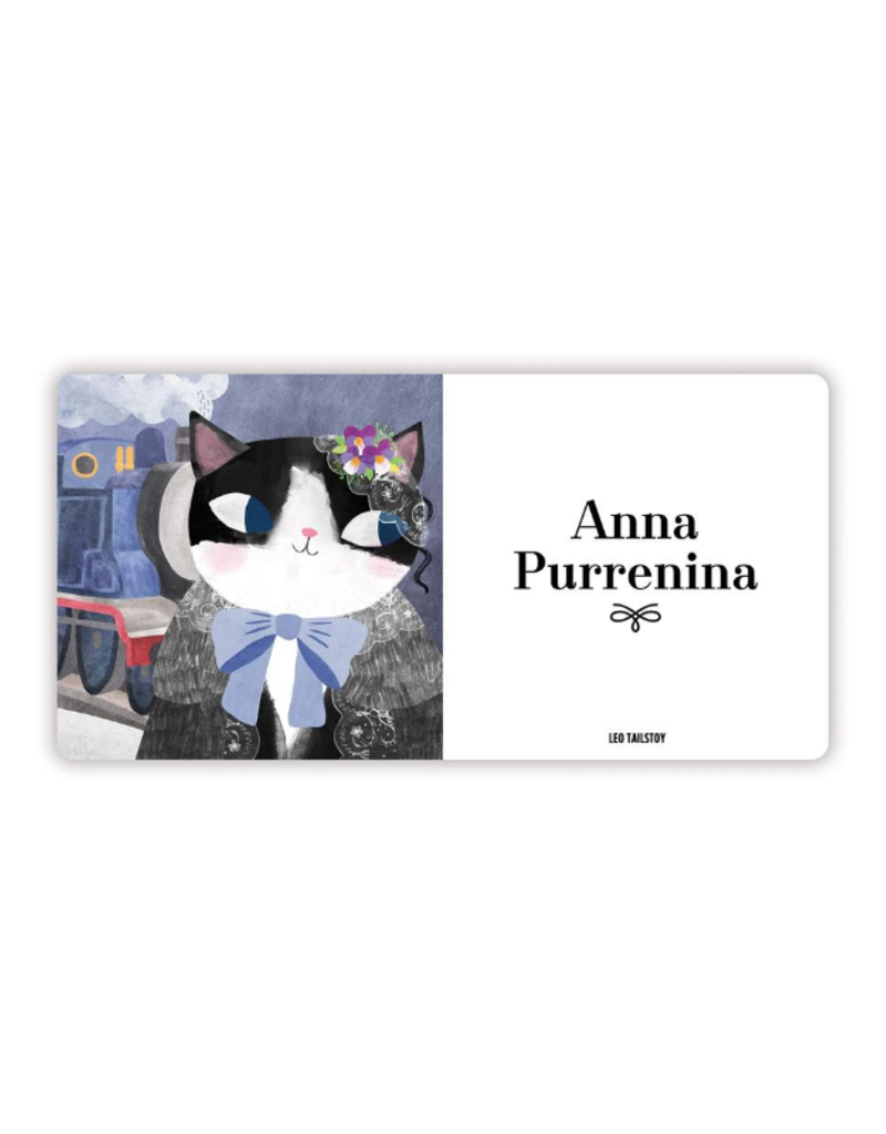 Bookish Cats Board Book