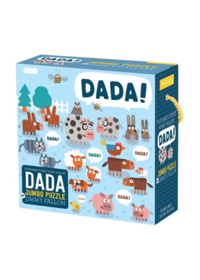 Jimmy Fallon Your Baby's First Words will be Dada Puzzle