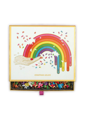 Jonathan Adler's Rainbow Hand Puzzle