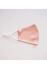 lemonwood Silk Face Mask Light Pink