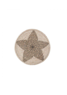 style in form Vina  Star Wall Tray 16""