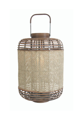 Honey Brown Lantern