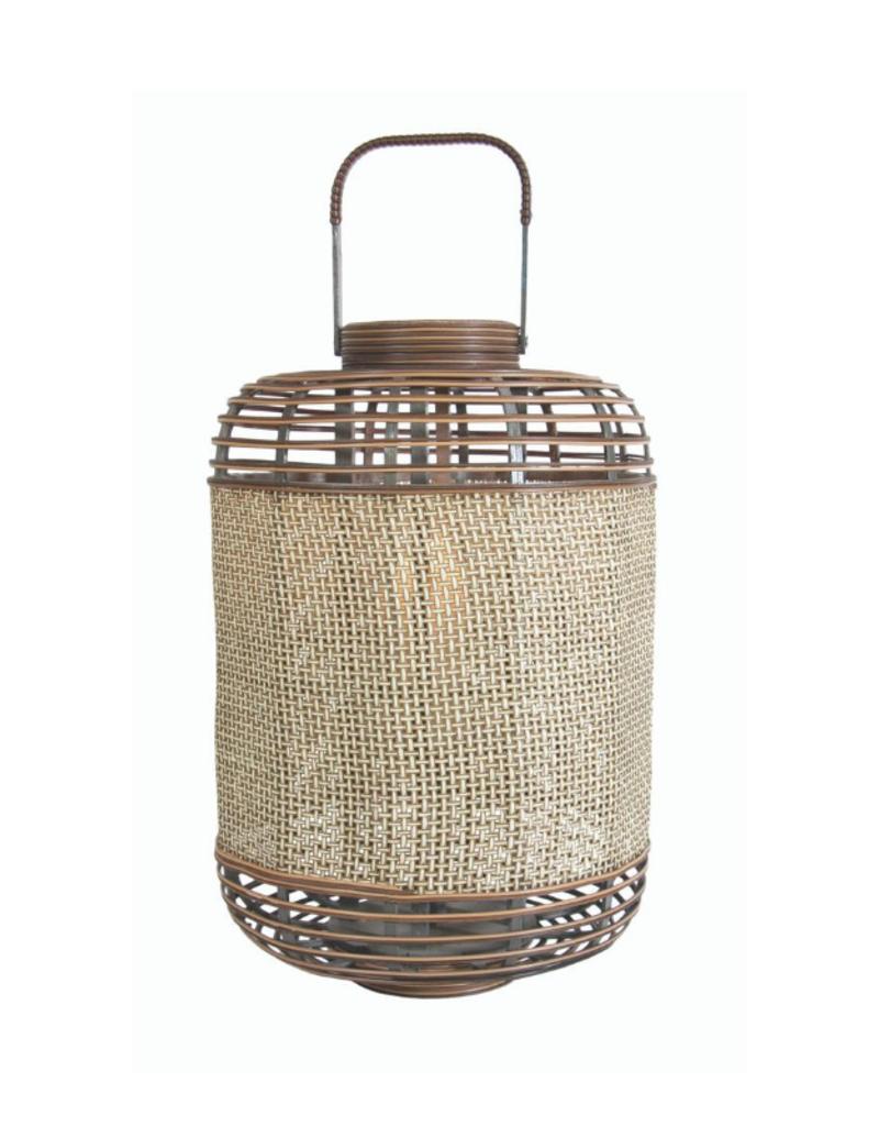 Honey Brown Lantern