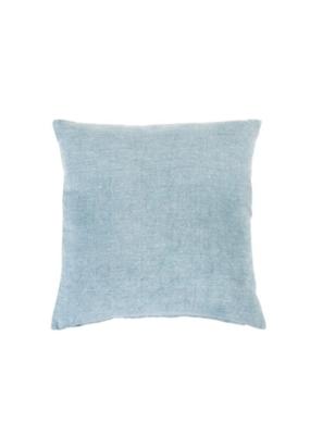 Denim Nala Linen Pillow