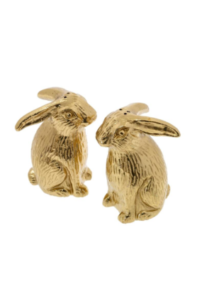 Bunny Hop Salt and Pepper Set