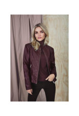 b.young Acorn Jacket in Winetasting by b.young