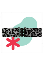 Unbelt Unbelt in Snow Leopard & Matte Black