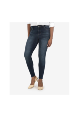 Kut from the Kloth Mia High Rise Toothpick Skinny Jean in Endless Wash by Kut from the Kloth