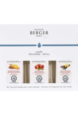 Maison Berger Maison Berger Warm Trio of Fragrances