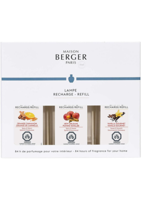 Maison Berger Maison Berger Warm Trio of Fragrances