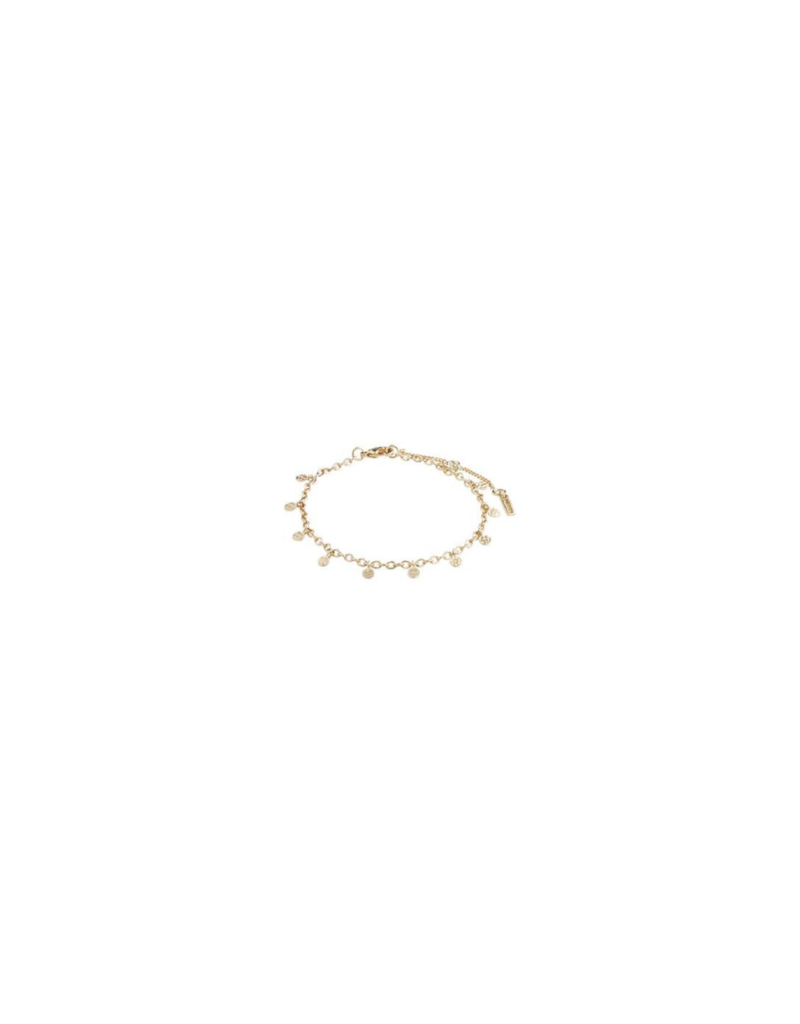 PILGRIM Panna Bracelet Gold-Plated by Pilgrim