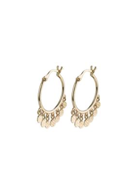 PILGRIM Panna Earring Gold-Plated by Pilgrim