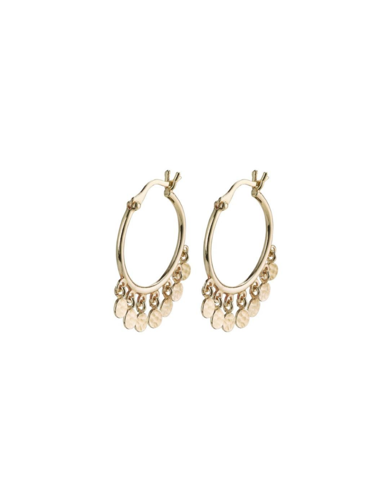 PILGRIM Panna Earring Gold-Plated by Pilgrim