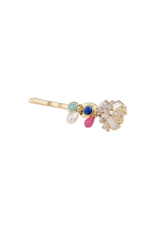 PILGRIM Flora Gold Hair Accessory by Pilgrim