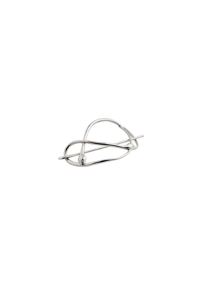 PILGRIM Helena Silver Hair Accessory by Pilgrim