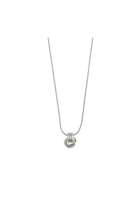 PILGRIM Doris Necklace Silver-Plated by Pilgrim