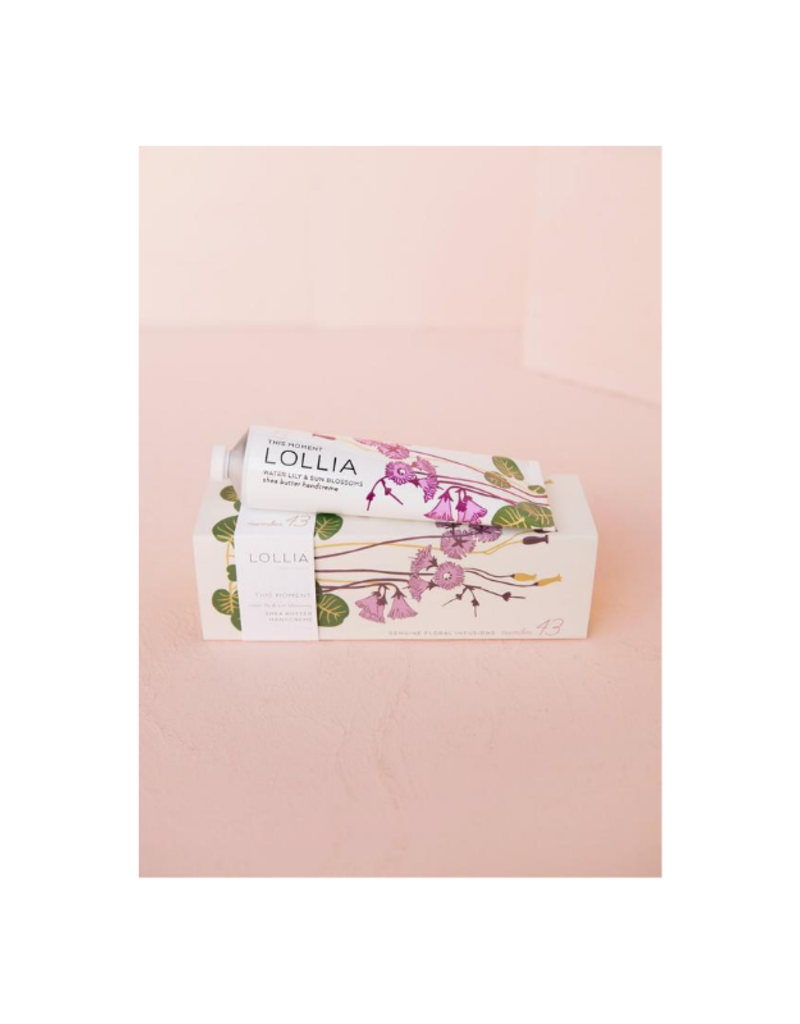 Lollia This Moment Shea Butter Handcreme by Lollia