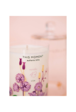 Lollia This Moment Glass Candle with Cloche by Lollia