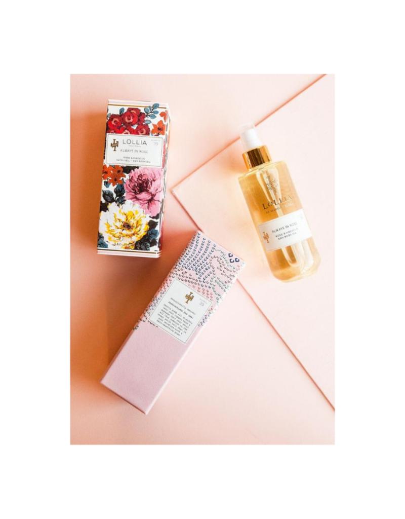 Lollia Always In Rose Dry Body Oil by Lollia