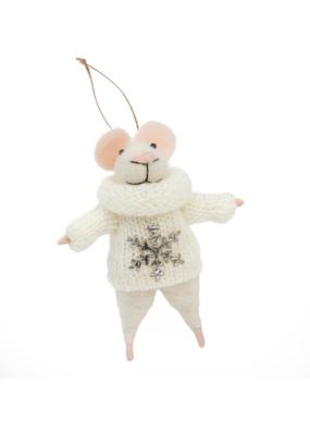 Petunia Mouse Ornament