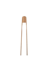 Bloomingville Acacia Wood Tongs