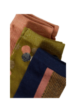 ICHI 3 pack MacLine Socks In A Box by ICHI