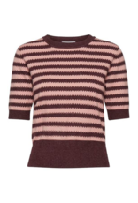 b.young Malto Sweater in Winetasting by b.young