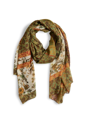 Emmelia Scarf Paisley Flower by Cream