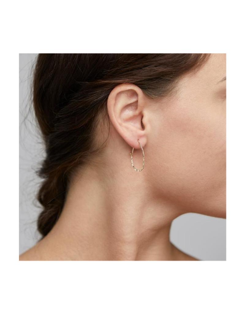 PILGRIM Olena Gold-Plated Earrings by Pilgrim