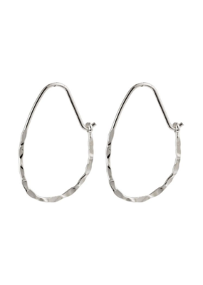 PILGRIM Olena Silver-Plated Earrings by Pilgrim