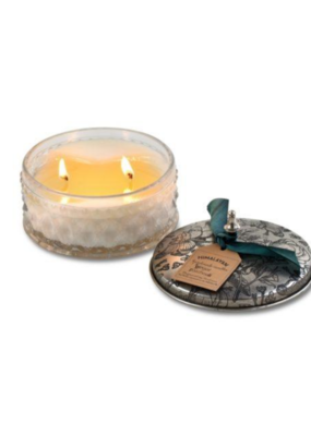 himalayan trading post Wild Green Fig Camellia Japoncia Candle by Himalayan Handmade Candle
