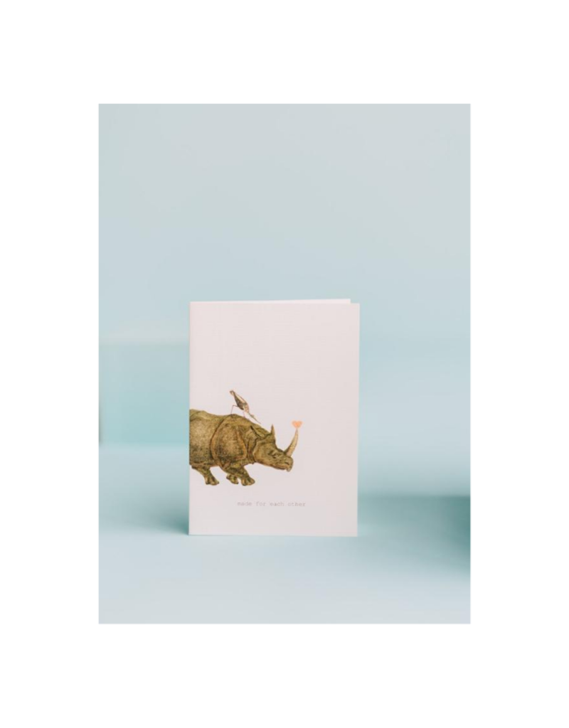 Made for Each Other Card