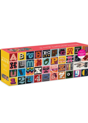 Needlepoint A To Z Puzzle