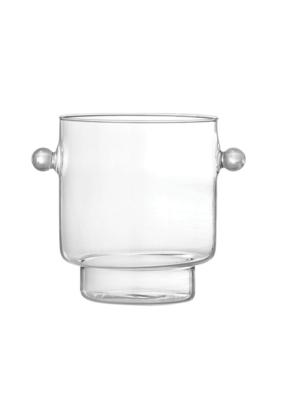Bloomingville Glass Ice Bucket