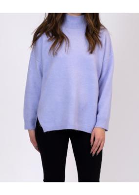 Lyla & Luxe Tulu Periwinkle Sweater by Lyla & Luxe