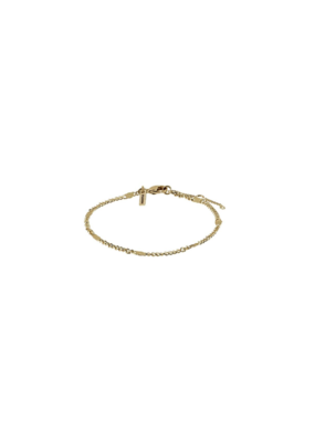 PILGRIM Cat Gold-Plated Bracelet by Pilgrim