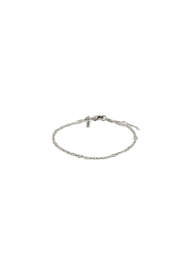 PILGRIM Cat Silver-Plated Bracelet by Pilgrim