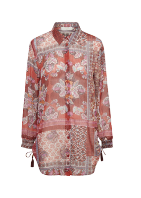 Gusta Etruscan Red Shirt by Cream
