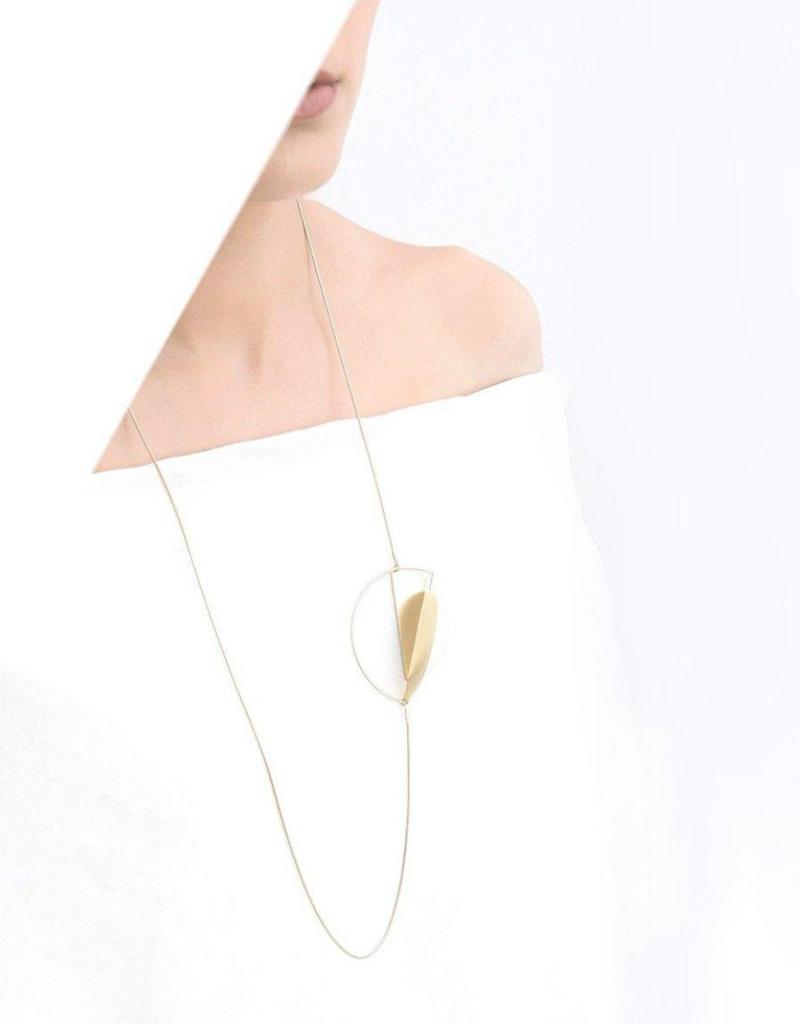pursuits Demi Junction Long Necklace by Pursuits