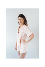riot theory Harper PJs in Pink by Riot Theory