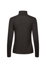 Part Two Efinas Turtleneck Sweater in Black by Part Two