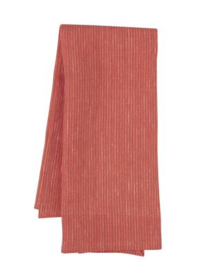 Danica Linen Tea Towel Heirloom Clay