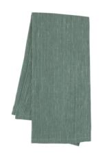 Danica Linen Tea Towel Heirloom Jade