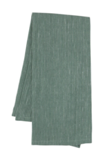 Linen Teatowel Heirloom Jade