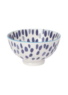 """4"""" Blue Spots Bowl"""