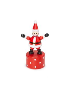 Jack Rabbit Creations Santa Push Puppet